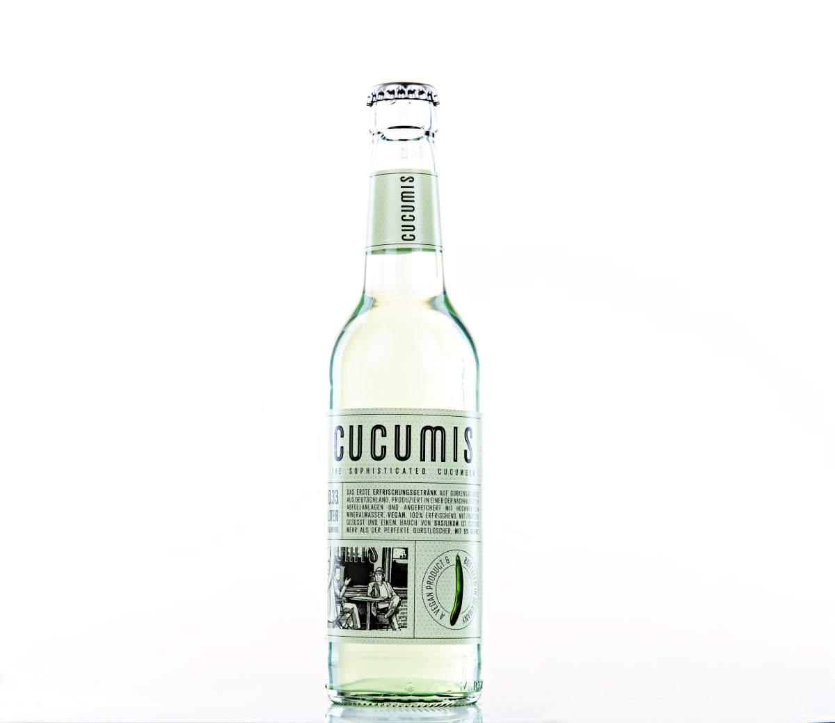 CUCUMIS: die kultivierte Limonade aus Gurken – the Next Big Thing ...